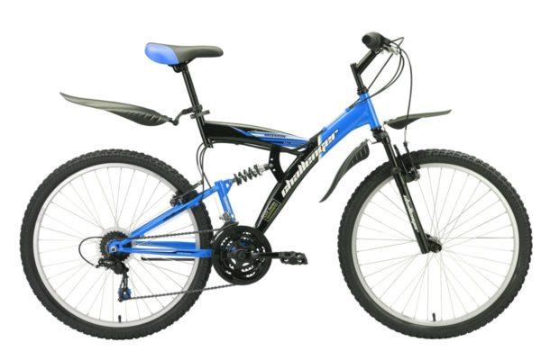 Велосипед Challenger Mission Lux Blue 20''