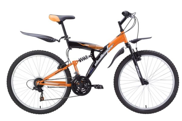 Велосипед Challenger Mission Lux Orange 16''