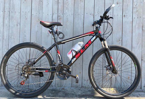 Велосипед SLM красный