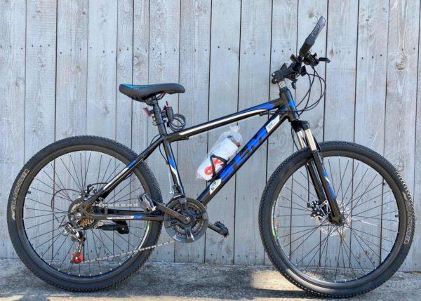 Велосипед SLM синий