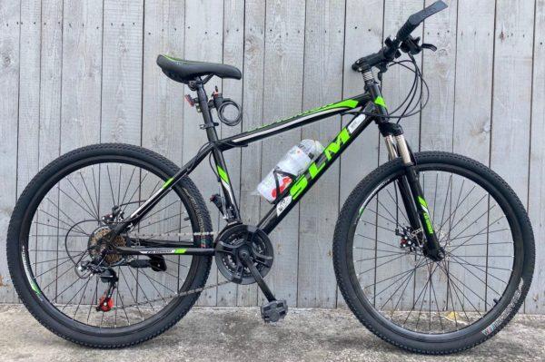 Велосипед SLM зелёный
