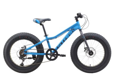 Велосипед Stark'19 Rocket Fat 20.1 D голубойчёрныйсерый