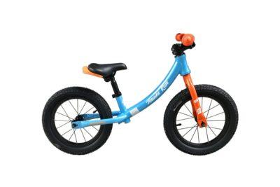 Велосипед Stark'19 Tanuki Run 14 голубойоранжевыйбелый (беговел)