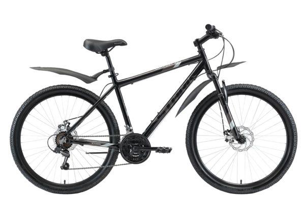 Велосипед Stark'20 Outpost 26.1 D черныйсерыйсерый 18
