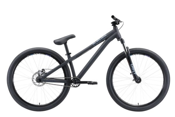 Велосипед Stark'20 Pusher-2 чёрныйсерый S
