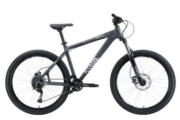 Велосипед Stark'20 Shooter-3 серыйбелый 18