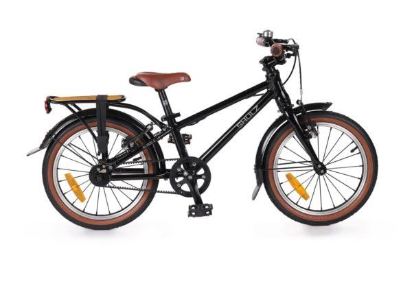 детский велосипед шульц бубл 16